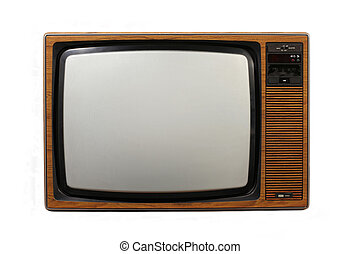 televisor, retro