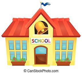 Tema de construcción escolar 1