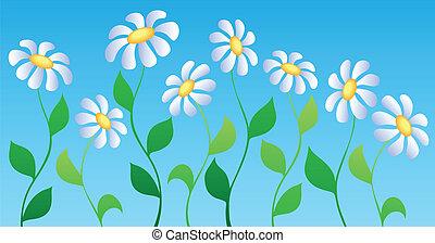 Tema de flores 2