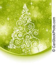 Tema de fondo navideño. EPS 8