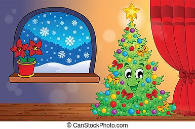 Tema de Navidad interior 1