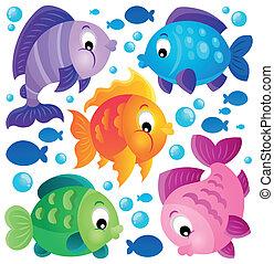 Tema de pescado 2