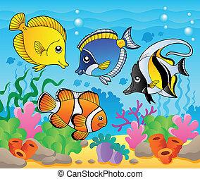Tema de pez 3