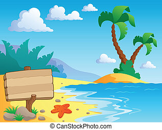 Tema de playa 2