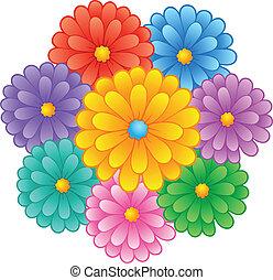 Tema floral 1
