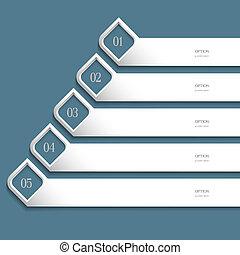 Temperatura de diseño blanco creativa