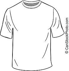 Temperatura de diseño de camisetas blancas