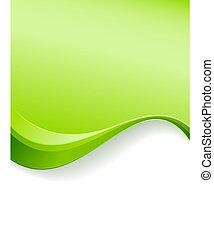 Temperatura de onda verde