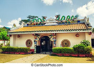 Templo Hainan chino