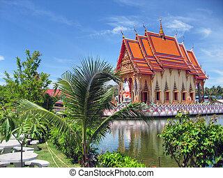 Templo Tailandés, 2007