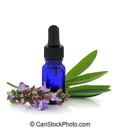 Terapia de hierbas