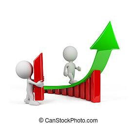 Tercera persona: un crecimiento de tendencia