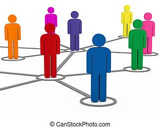 Tercera red de comunicación social