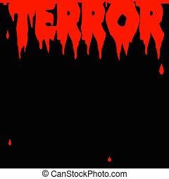 terror, cartel