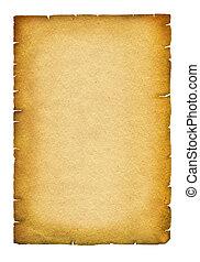 texto, papel, antiguo viejo, plano de fondo, rúbrica, texture., blanco