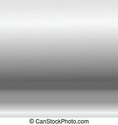 textura de aluminio sin vector