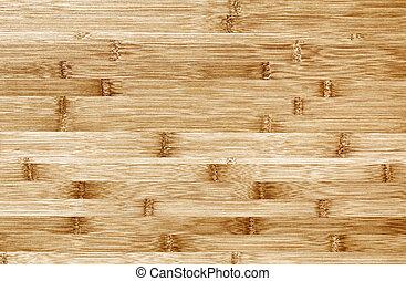 textura de bambú de madera