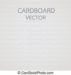 textura de cartón de papel