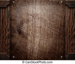 textura de fondo de madera (muebles anticuarios)