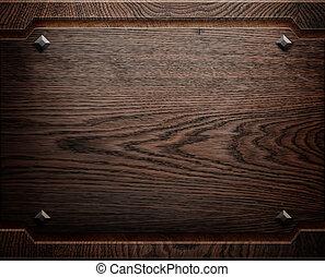Textura de fondo de madera (muebles antiguos)