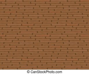 Textura de fondo de madera, patrón de papel pintado sin costura. Ilustración de vectores, marrón.