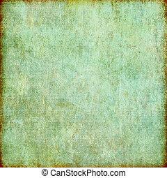 textura de fondo verde azul