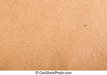 Textura de kraft marrón