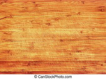 Textura de madera de cocina