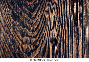 Textura de madera marrón. Trasfondo de madera