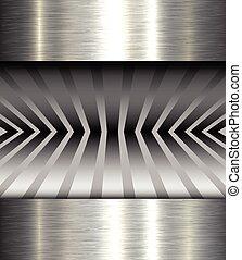 Textura de metal de fondo