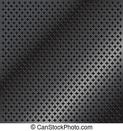 textura de metal gris