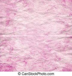 textura de papel rosa