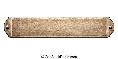 Textura de placas de metal