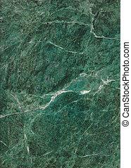 textura, mármol verde, plano de fondo