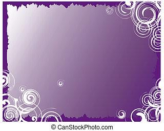 textura púrpura