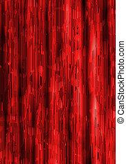 textura, plano de fondo, rojo
