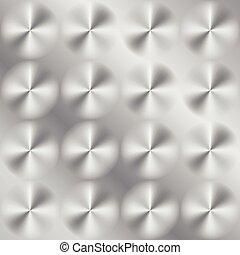 Textura vector de fondo inoxidable
