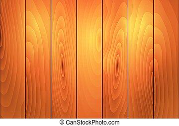 textura, viejo, madera, vector, plano de fondo