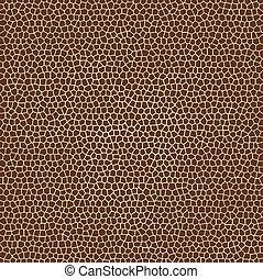 texturas de la jirafa