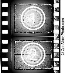 textured, filme