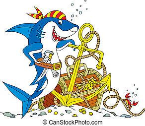 Tiburón pirata