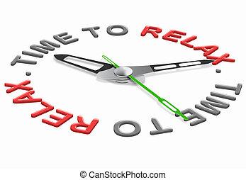 Tiempo de relajación