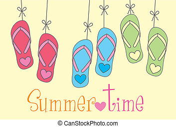 Tiempo de verano