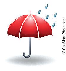 tiempo lluvioso