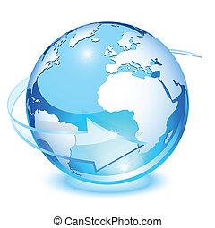 Tierra cristalina
