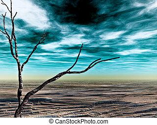 Tierra desolada