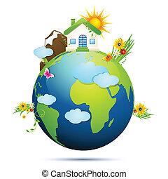 Tierra limpia
