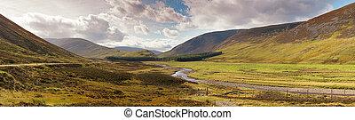 tierras altas, escocés