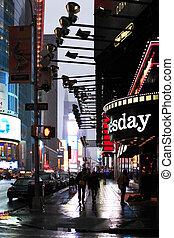 Times Square. Ciudad de Nueva York