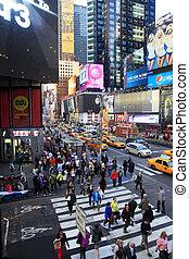 Times Square. Nueva York
